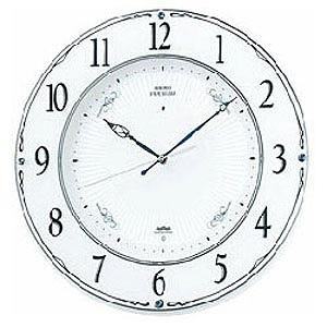 送料無料 LS230W セイコーセイコー 電波掛け時計「セイコープレミアム」 LS230W, ハンドメイドのお店preser:6ccee105 --- mail.afisc.net