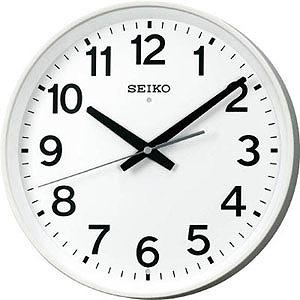 セイコー 電波掛け時計「スイープ」 KX317W