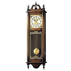 セイコー 掛け時計「チャイム&ストライク」 RQ306A(送料無料)