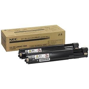 NEC 「純正」トナーカートリッジ6.5K(ブラック) PR‐L2900C‐19W