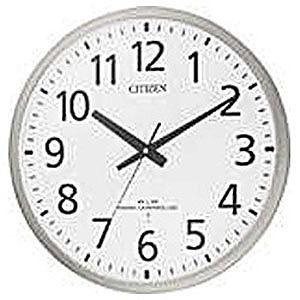 シチズン 電波掛け時計「スペイシーM463」 8MY463‐019