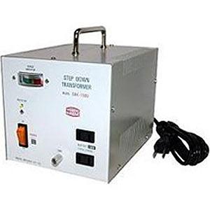 日章工業 変圧器「トランスフォーマ SDXシリーズ」(220/240V・1500W) SDX‐1500