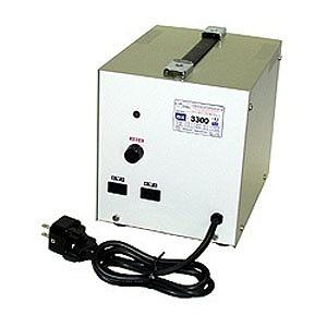 日章工業 変圧器「トランスフォーマ SKシリーズ」(120V⇔100V・容量3300W) SK‐3300U