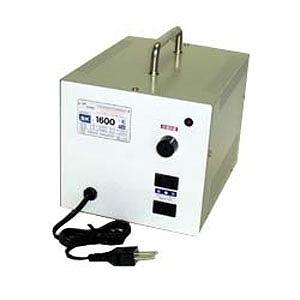 日章工業 変圧器「トランスフォーマ SKシリーズ」(220V⇔100V・容量1600W) SK‐1600E(送料無料)