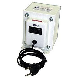 日章工業 変圧器「トランスフォーマ SKシリーズ」(200V⇔100V・容量550W) SK‐550(送料無料)