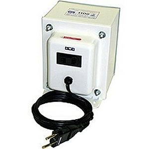 日章工業 変圧器「トランスフォーマ SKシリーズ」(200V⇔100V・容量1100W) SK‐1100(送料無料)