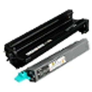 EPSON 「純正」感光体ユニット 環境推進トナーセット(ブラック) LPC3K10KV