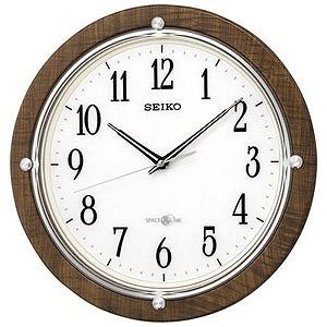 セイコー 衛星電波掛け時計「スペースリンク」 GP212B