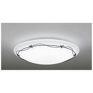 オーデリック リモコン付LEDシーリングライト(~12畳)調光・調色(昼光色~電球色) OL251451(送料無料)