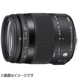 シグマ 18-200mm F3.5-6.3 DC MACRO HSM「ソニーA(α)マウント」 18200F3.56.3DCMACROH