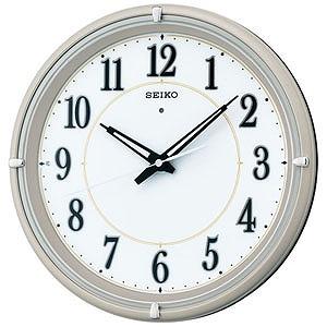 セイコー 電波掛け時計「ファインライトNEO」 KX393G