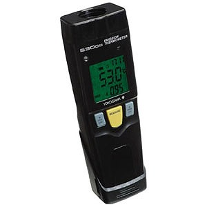 レベルファイブ デジタル放射温度計 53005