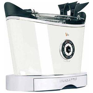 BUGATTI ポップアップトースター Volo(ヴォロ) [850W/食パン2枚] 13‐VOLOC1/JP (ホワイト)