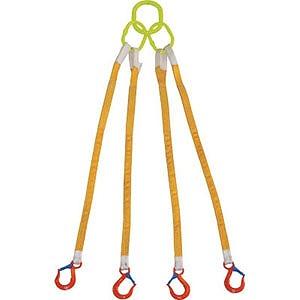 大洋製器 4本吊 インカリフティングスリング 5t用×2m 4ILS 5T×2