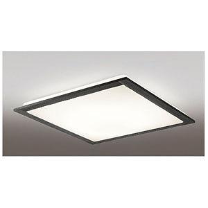 オーデリック リモコン付LEDシーリングライト(~8畳)調光・調色(昼光色~電球色) OL251472