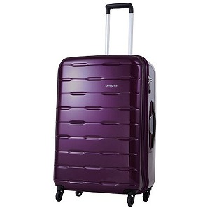 TSAロック搭載スーツケース SpinTrunk Spinner 75(85L) R0591003 (バイオレット)