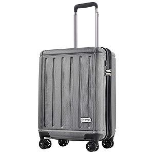 23d02d4626 TSAロック搭載スーツケース(38L) OD‐0692‐48 (ブラックカーボン