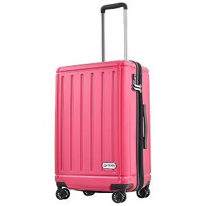 OUTDOOR TSAロック搭載スーツケース(58L) OD‐0692‐60 (ピンク)