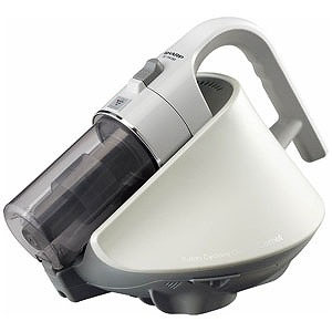 シャープ サイクロンふとん掃除機「コロネ」 EC‐HX150‐W (ホワイト系)