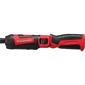 パナソニック Panasonic 充電スティックインパクトドライバ7.2V 本体のみ レッド EZ7521X‐R