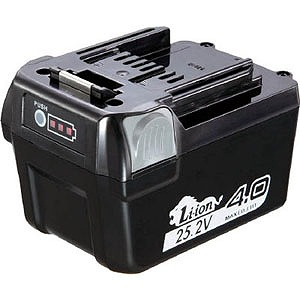 MAX 25.2Vリチウムイオン電池パック JP‐L92540A