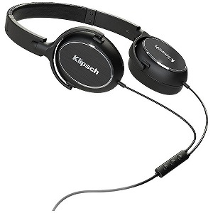 Klipsch マイク/コントロール付 ヘッドホン R6i OnEar(送料無料)