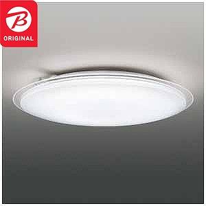 東芝 リモコン付LEDシーリングライト(~8畳)調光 調色 LEDH908YLC‐BK