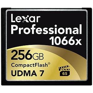 レキサー 256GBコンパクトフラッシュ LCF256CRBJP1066