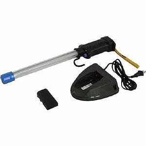 嵯峨電機 コードレスライトLEDセット 防雨タイプ 耐薬品性外筒仕様 LBLED8WE