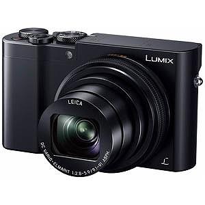 パナソニック コンパクトデジタルカメラ LUMIX(ルミックス) DMC‐TX1(ブラック)(送料無料)