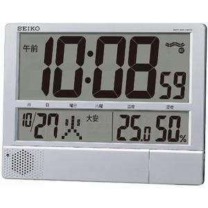 セイコー 電波掛け時計 SQ434S
