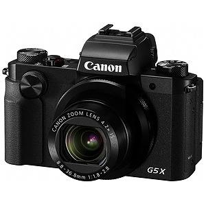 Canon コンパクトデジタルカメラ PowerShot(パワーショット)G5 X PSG5X
