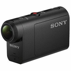 ソニー SONY メモリースティックマイクロ/マイクロSD対応フルハイビジョンアクションカム HDR‐AS50