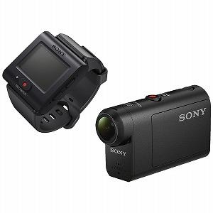 ソニー SONY メモリースティックマイクロ/マイクロSD対応フルハイビジョンアクションカム HDR‐AS50R