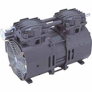 揺動ピストン型ドライ真空ポンプ DOP80S