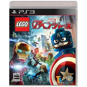 ワーナー PS3ゲームソフト LEGO(R)マーベル アベンジャーズ