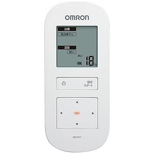 オムロン 充電式温熱低周波治療器 HV‐F311‐W (ホワイト)(送料無料)