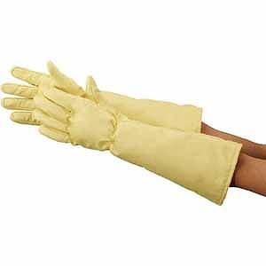 マックス 300℃対応クリーン用耐熱手袋 MT722