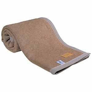 生毛工房(うもうこうぼう) カシミヤ毛布(ダブルサイズ) カシミヤモウフ1‐565W(180