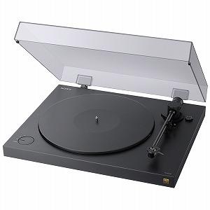 ソニー 「ハイレゾ音源対応」ステレオレコードプレーヤー PS‐HX500(送料無料)