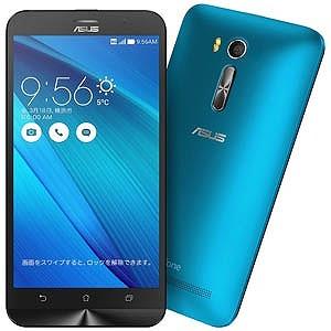 ASUS SIMフリースマートフォン ZenFone GO Series ZB551KL‐BL16 (ブルー)