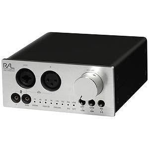 ラトック 「ハイレゾ音源対応」ヘッドホンアンプ DAC付 RAL‐DSDHA5(送料無料)