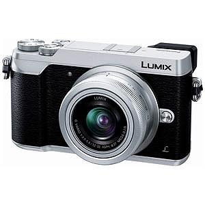 パナソニック ミラーレス一眼カメラ LUMIX GX7 Mark II「標準ズームレンズキット」 DMC‐GX7MK2K‐S (シルバー)(送料無料)
