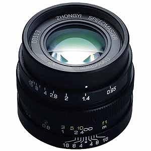 SPEEDMASTER 25mm F0.95「マイクロフォーサーズマウント」 SPEEDMASTER0.9525MFT
