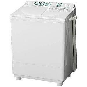 パナソニック 2槽式洗濯機 (4.0kg) NA‐W40G2‐W/ホワイト(標準設置無料)