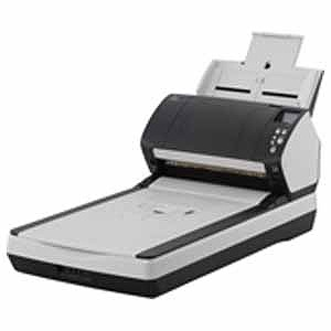 PFU A4フラットベッドスキャナ「600dpi・USB3.0」Image Scanner  fi‐7260