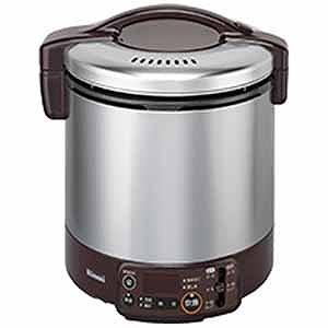 リンナイ 「プロパンガス用」ガス炊飯器「こがまる VMTシリーズ」(1升) RR‐100VMT‐DB (ダークブラウン)