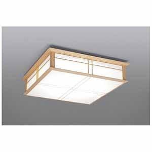 日立 リモコン付LED和風シーリングライト(~8畳) 調光・調色(昼光色~電球色)「日本製」 LEC‐CH800CJ
