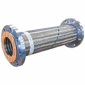 トーフレ フランジ無溶接型フレキ 10K SS400 80AX1000L TF230801000