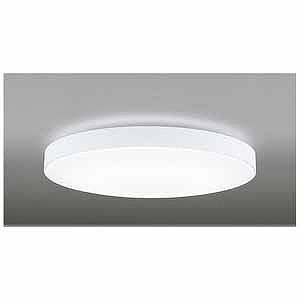 オーデリック リモコン付LEDシーリングライト(~8畳)調光・調色(昼光色~電球色) OL251440